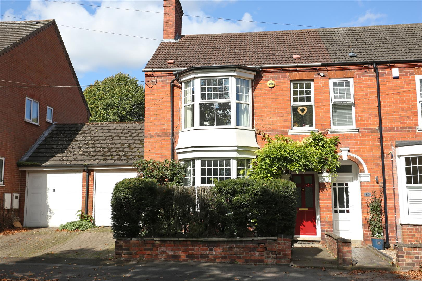 4 Bedrooms End Of Terrace House for sale in Northampton Road, Wellingborough